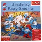 Urodziny Papy Smerfa – gra planszowa