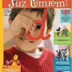 """""""Już umiem"""" nowe czasopismo edukacyjne dla dzieci"""