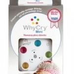 WhyCry Mini – urządzenie tłumaczące płacz dziecka