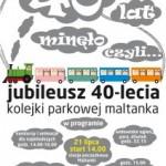 """Poznań – 21 lipca – 40-lecie """"Maltanki"""""""