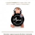 Warsztaty i zajęcia muzyczne dla dzieci – Centrum Muzyki & Muzykoterapii Gaia – Kraków