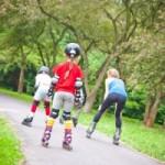 Dzieciaki w formie – rolkowanie