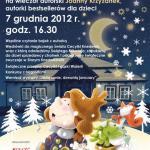 7-8.12.2012 – Kielce – spotkanie z Joanną Krzyżanek i Cecylką Knedelek