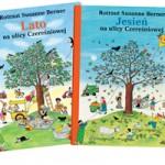 """Seria książek dla dzieci """"… na ulicy Czereśniowej"""""""