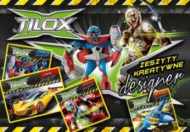 Tilox - kreatywne kolorowanki dla chłopców