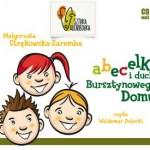 Abecelki i duch Bursztynowego domu – audiobook