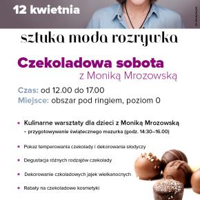 Kraków, Dzień Czekolady, czyli słodka sobota w Galerii Bronowice