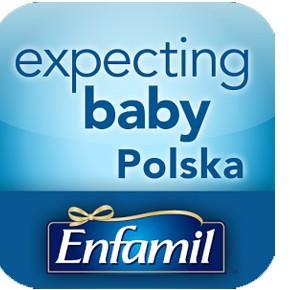 Aplikacja mobilna dla kobiet w ciąży - ExpectingBaby Polska Enfamil