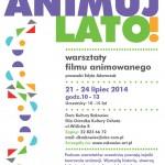 Lato w mieście – Warszawa – warsztaty filmu animowanego