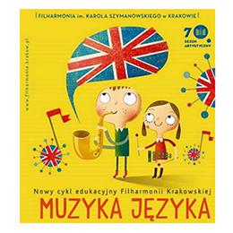 Kraków - Muzyka Języka w Filharmonii Krakowskiej