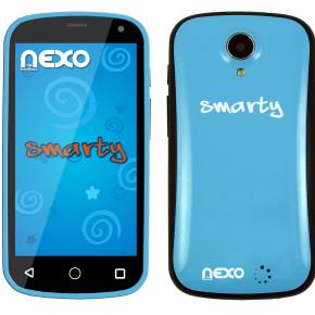 NEXO Smarty - czyżby idealny smartfon dla dziecka?